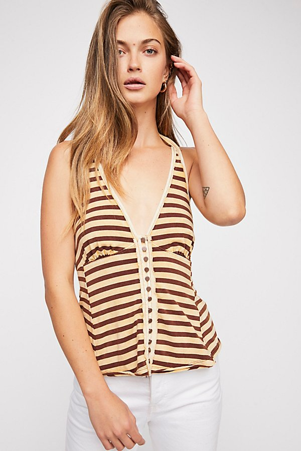 Slide View 1: Mylo Tank Stripe