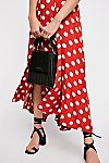 Thumbnail View 3: The One Dot Midi Dress