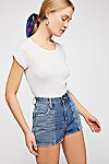 Thumbnail View 1: OneTeaspoon Libertine Denim Shorts