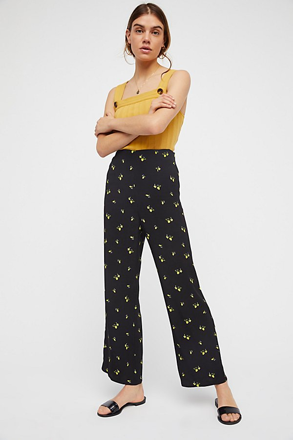 Slide View 1: Margot Printed Trousers