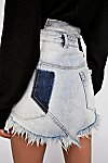 Thumbnail View 2: OneTeaspoon Junkyard Relaxed Mini Skirt