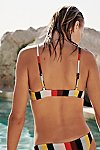 Thumbnail View 3: The Rachel Stripe Bikini Top