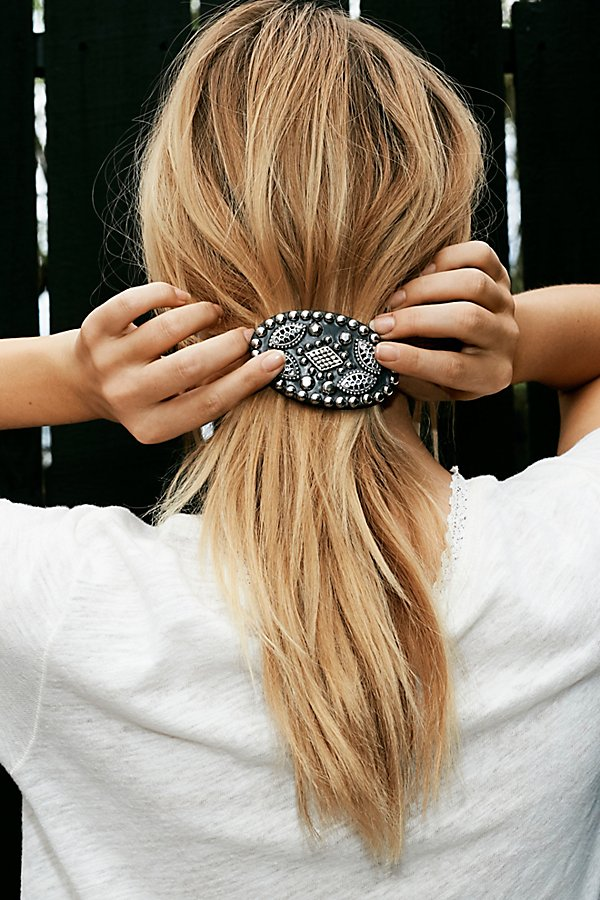 Slide View 1: Moonlight Embellished Barrette