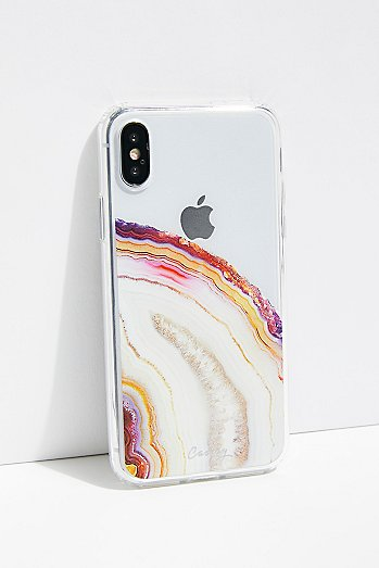 Lunar Crystal iPhone Case