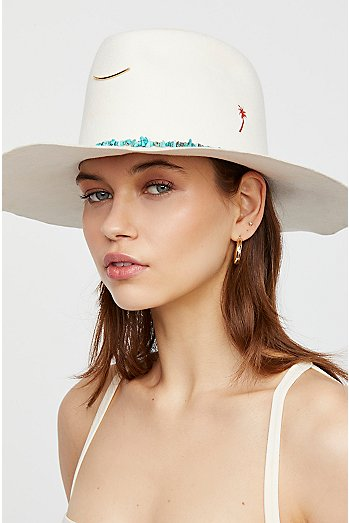 Lovers Cove Felt Hat