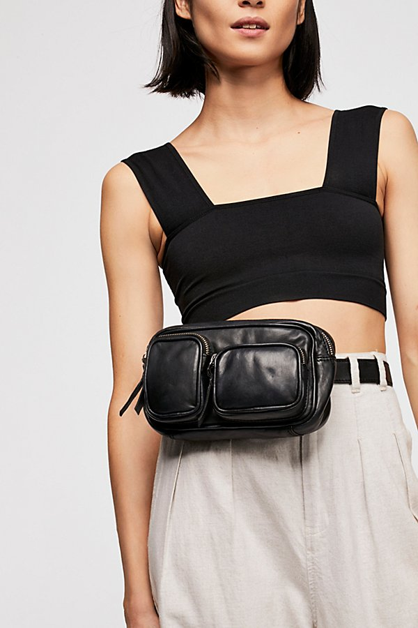 Slide View 2: Bowery Distressed Belt Bag