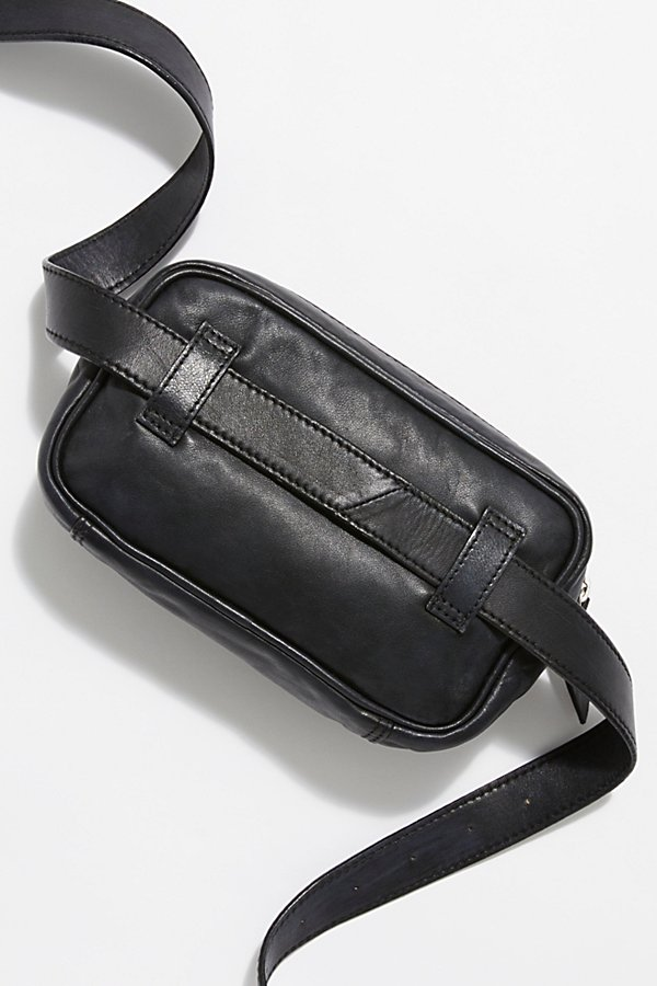 Slide View 5: Bowery Distressed Belt Bag