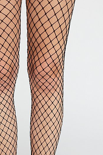 Downtown Fishnet Tight