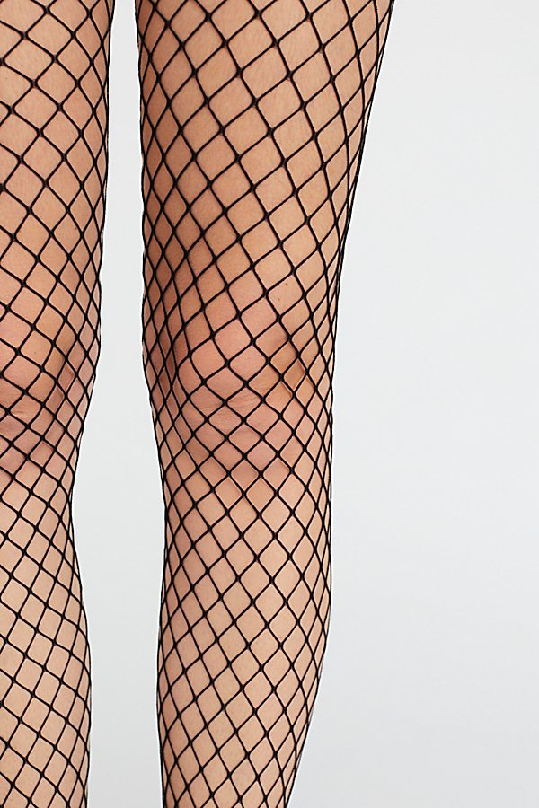 Slide View 1: Downtown Fishnet Tight