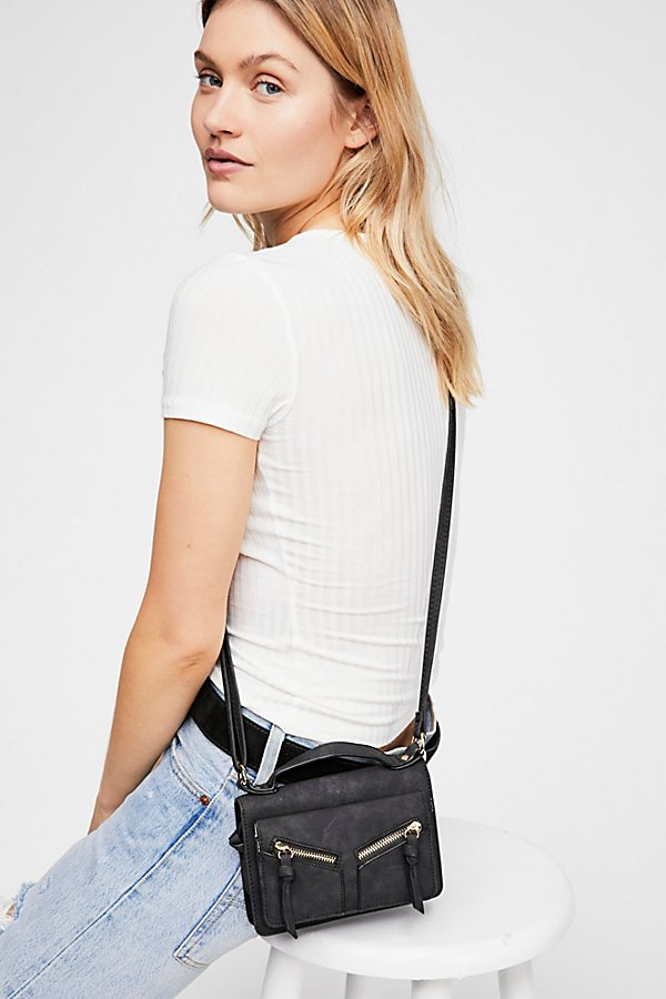 Slide View 1: Peyton Vegan Crossbody