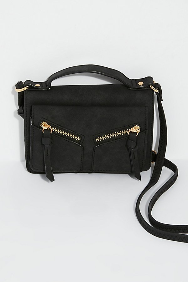 Slide View 2: Peyton Vegan Crossbody