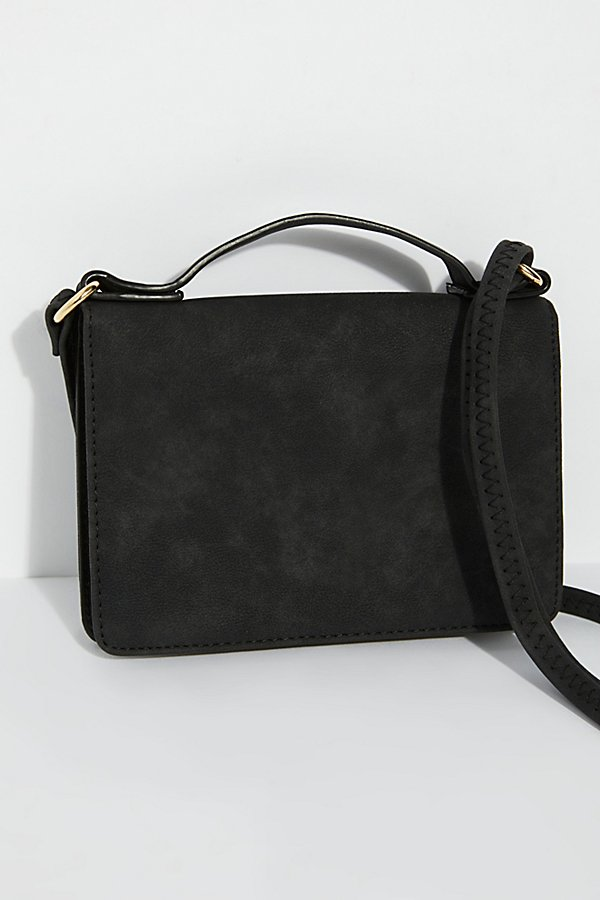 Slide View 4: Peyton Vegan Crossbody