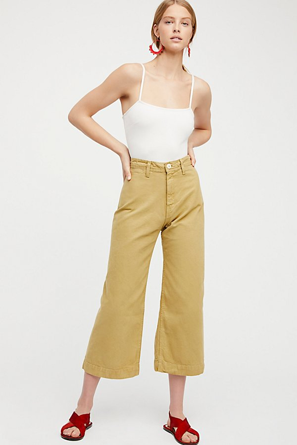 Slide View 1: Sail Away Canvas Trousers