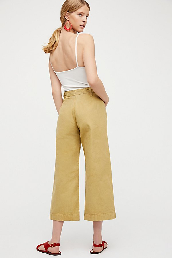 Slide View 2: Sail Away Canvas Trousers