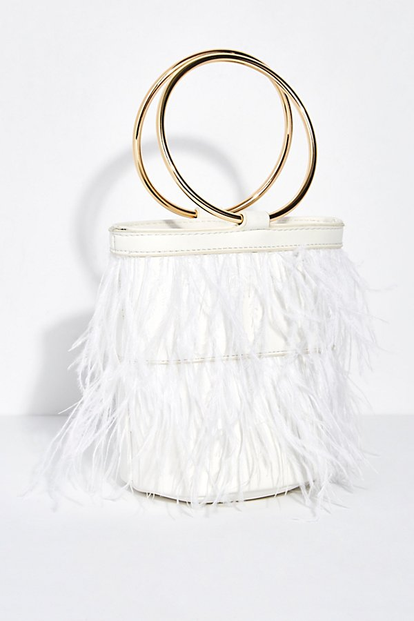 Slide View 2: Flamenco Feather Crossbody
