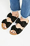 Thumbnail View 3: Double Knot Footbed Sandal