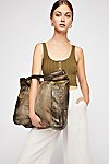 Thumbnail View 1: Perugia Distressed Tote