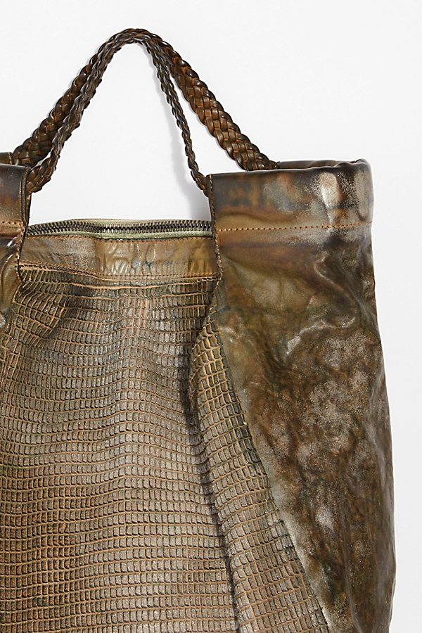 Slide View 3: Perugia Distressed Tote