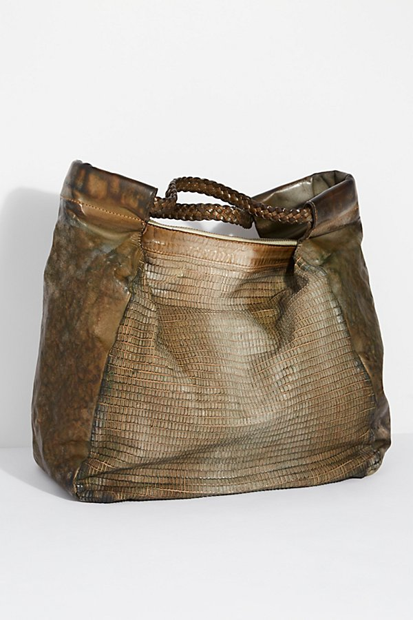 Slide View 4: Perugia Distressed Tote