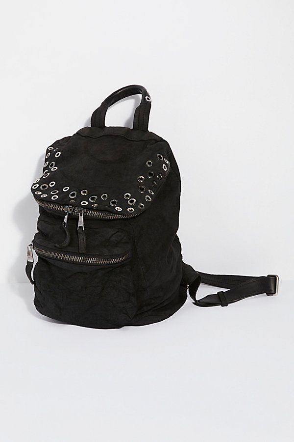 Slide View 2: Pistoia Distressed Backpack