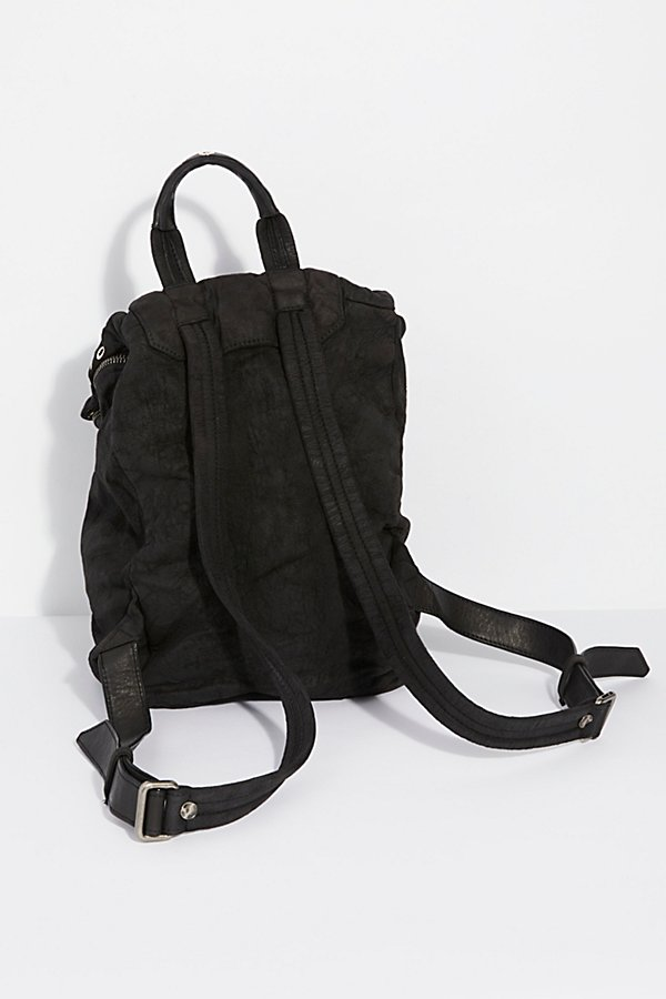 Slide View 4: Pistoia Distressed Backpack