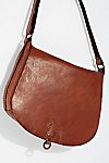 Thumbnail View 2: Piacenza Distressed Messenger Bag