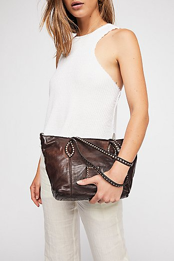 Andria Studded Tote