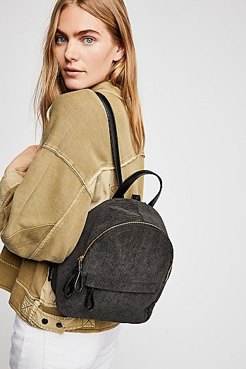 Margo Corduroy Backpack