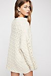 Thumbnail View 3: Braided Cable Pullover Jumper
