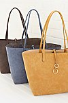 Thumbnail View 1: Double Ring Tote