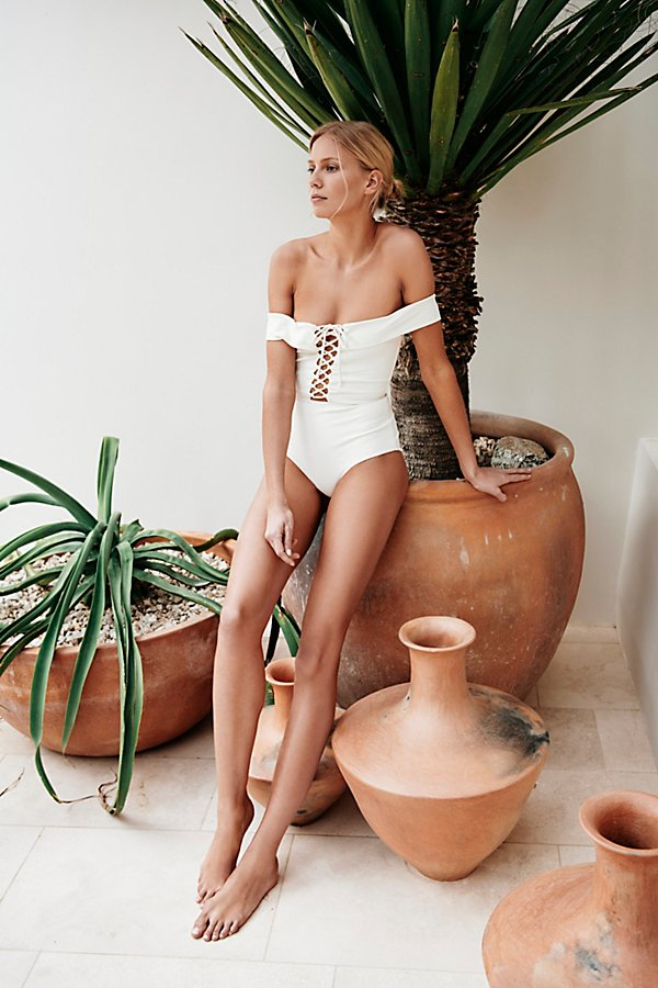 Slide View 2: Anja One-Piece Swimsuit