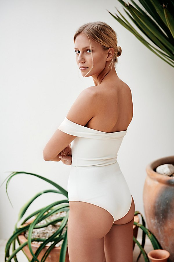 Slide View 3: Anja One-Piece Swimsuit