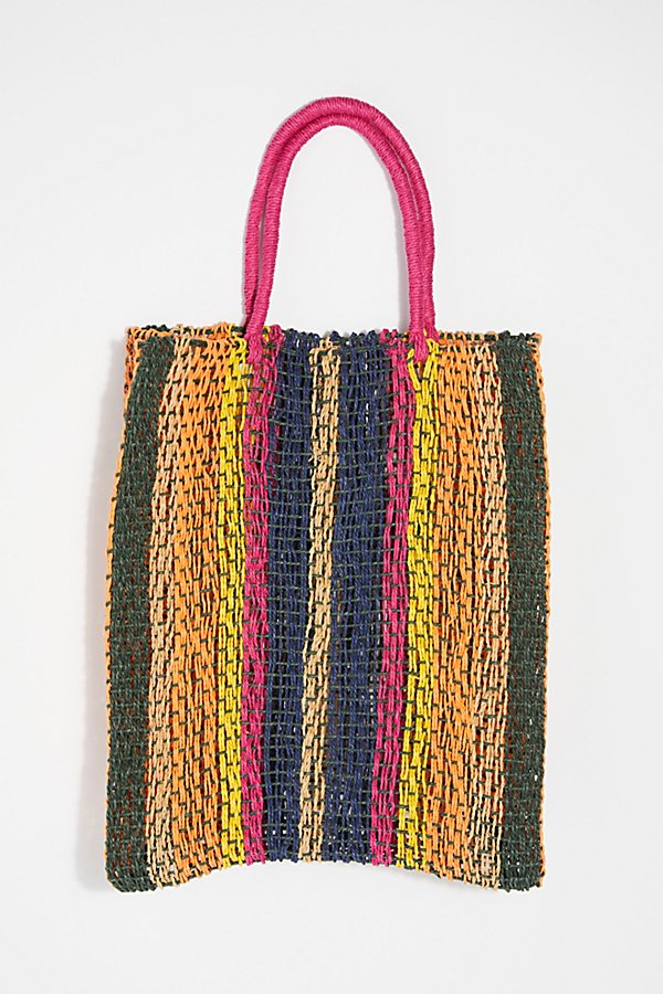 Slide View 4: Riviera Rainbow Tote