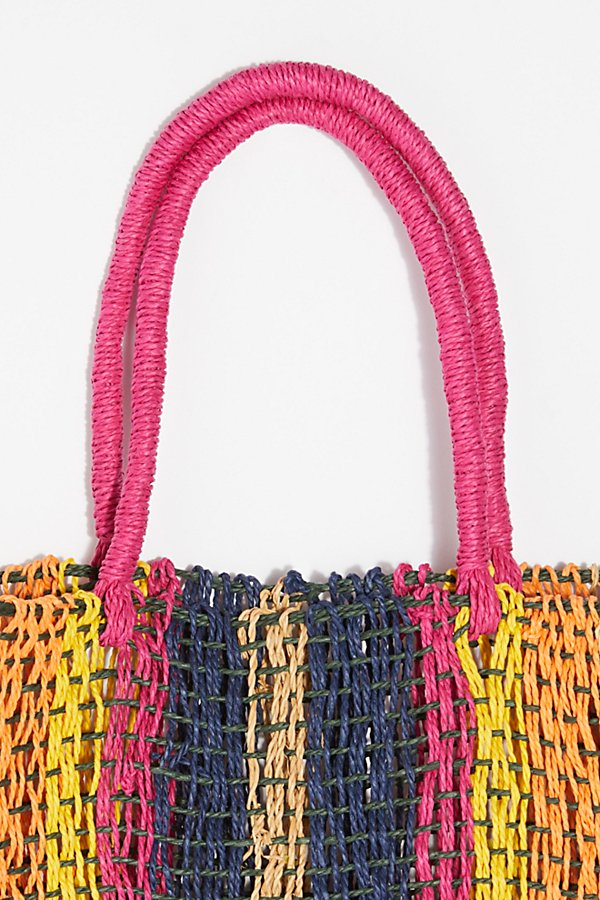 Slide View 5: Riviera Rainbow Tote