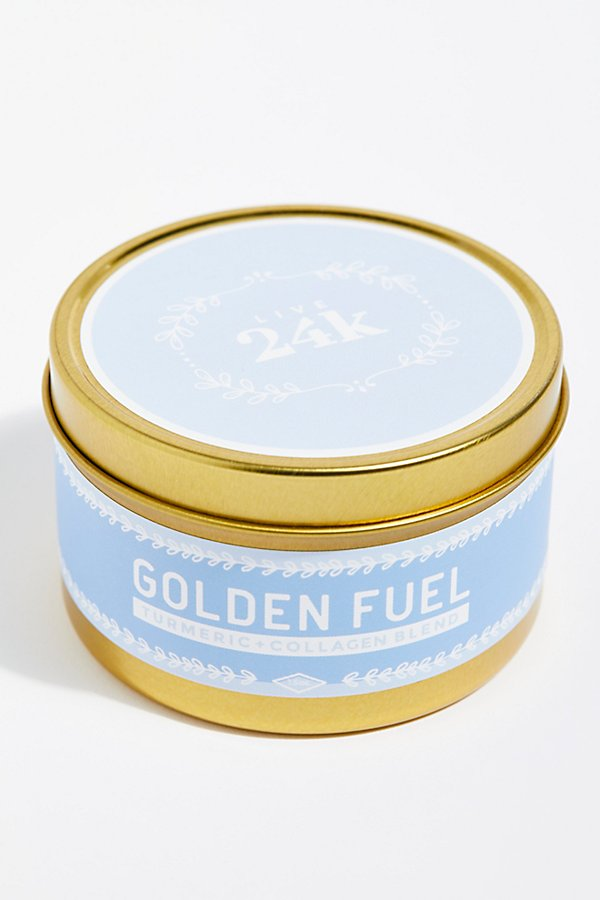 Slide View 1: Golden Fuel