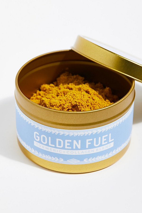 Slide View 2: Golden Fuel
