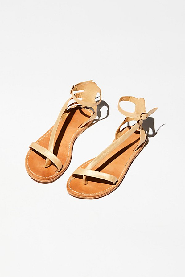 Slide View 5: Ravine Distressed Sandal