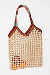 Thumbnail View 1: Beaded Net Bag