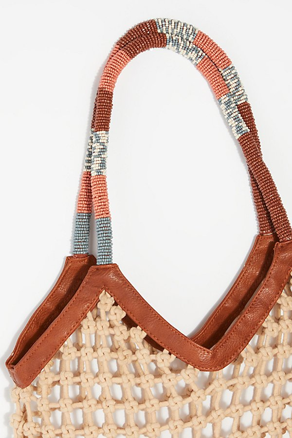 Slide View 2: Beaded Net Bag