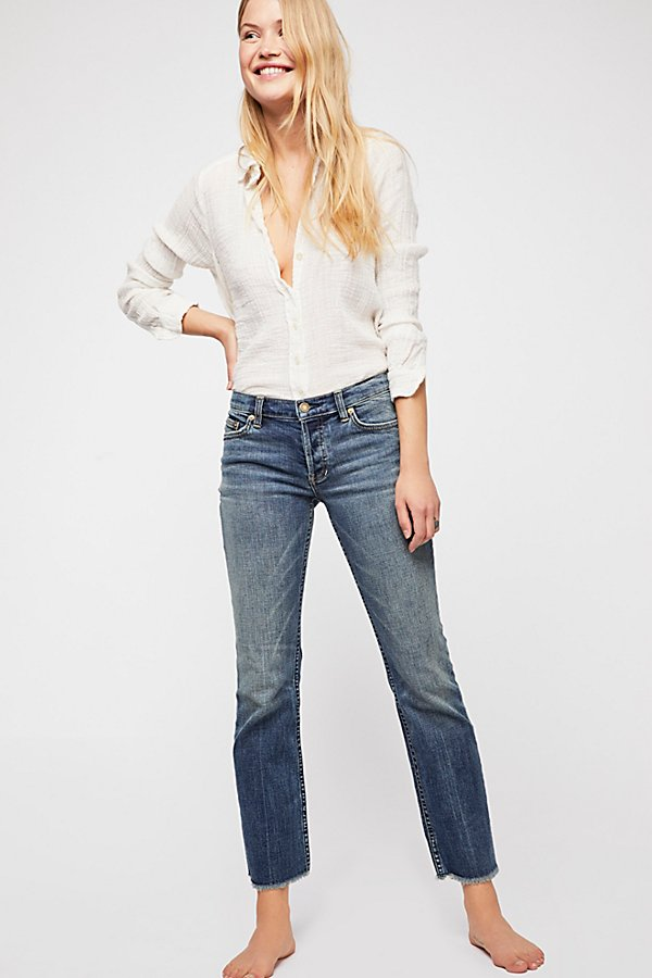 Slide View 2: Austen Straight Leg Jeans