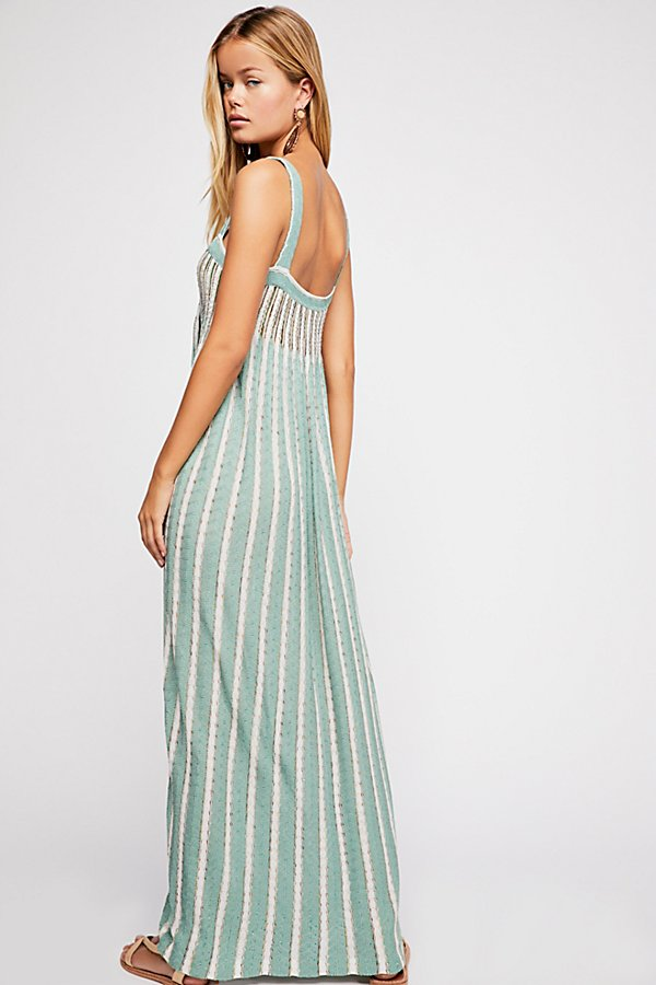 Slide View 2: Rain Shadow Knit Maxi Dress
