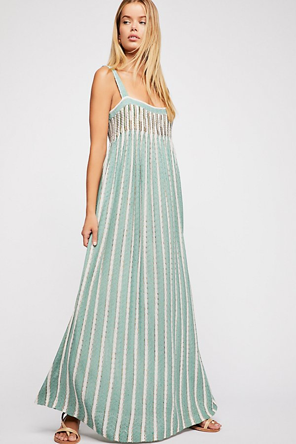 Slide View 3: Rain Shadow Knit Maxi Dress