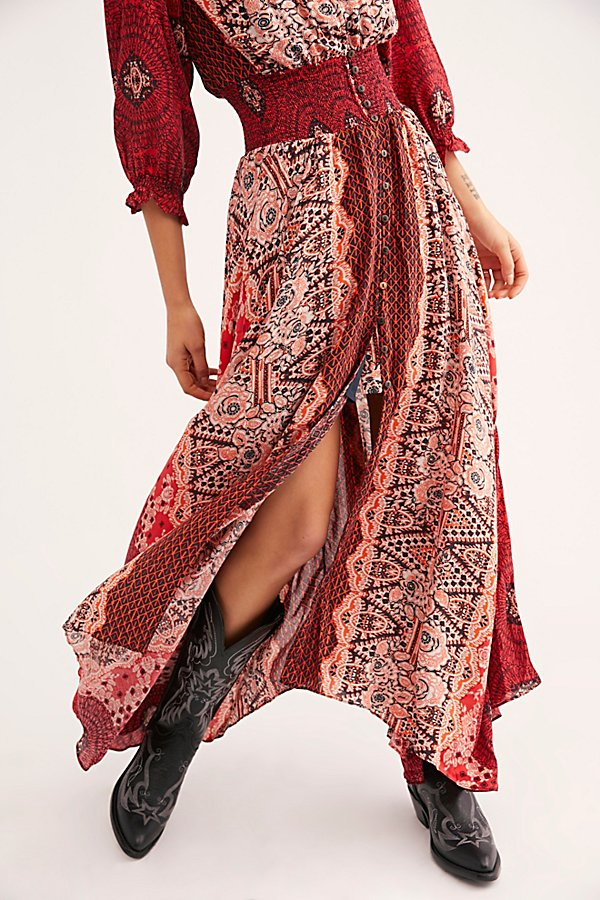 Slide View 4: Mexicali Rose Maxi Dress