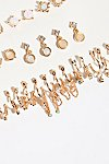 Thumbnail View 3: Tinsy Hoop And Stud Earring Set