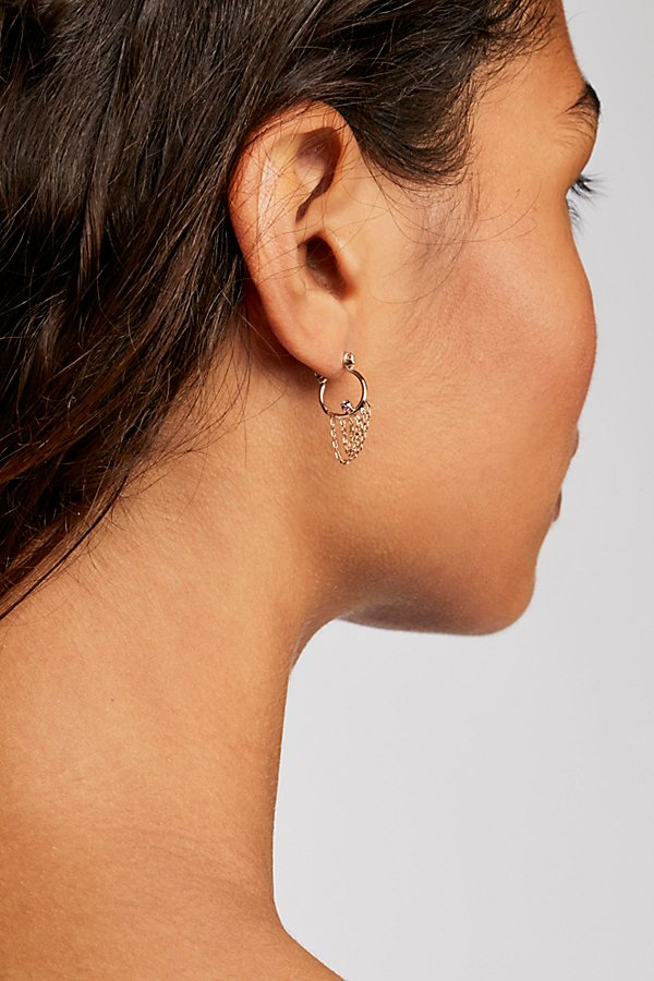 Slide View 3: Tinsy Hoop And Stud Earring Set