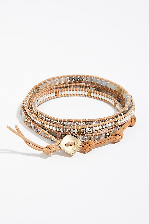Slide View 3: Shimmer Wrap Bracelet