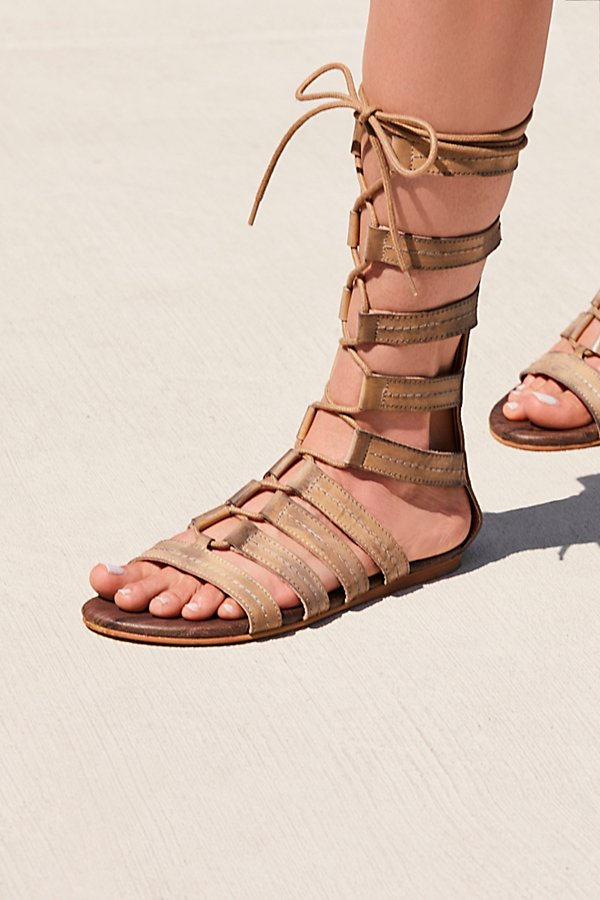 Slide View 1: Washed Ashore Tall Gladiator Sandal
