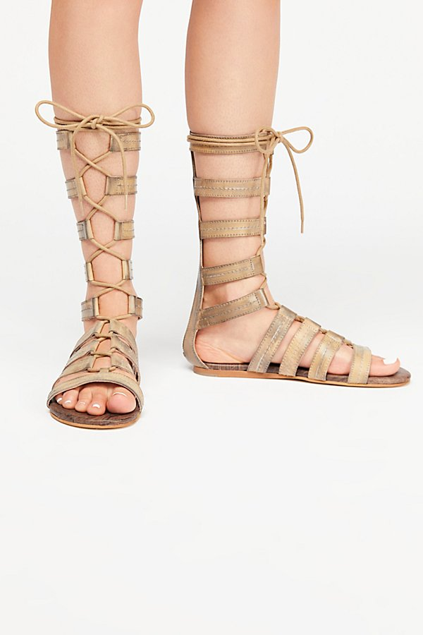 Slide View 2: Washed Ashore Tall Gladiator Sandal