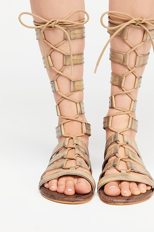 Slide View 3: Washed Ashore Tall Gladiator Sandal