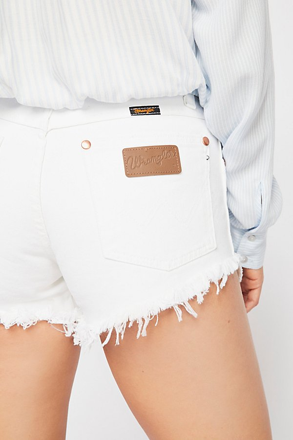 Slide View 4: Wrangler Heritage Denim Short